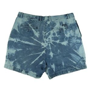 Vintage 90s Acid Wash Nautica Custom Jean Shorts